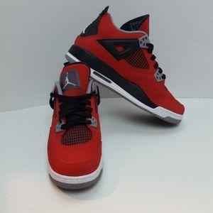 """Air Jordan 4 retro (gs) """"Toro Bravo"""""""